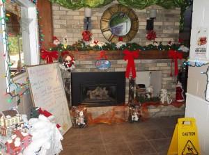 Hallway Christmas